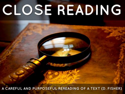 close_reading
